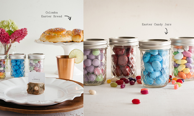 The Easter Table Behindthescenes of our Easter Menu Shoot – Easter Place Card Holders
