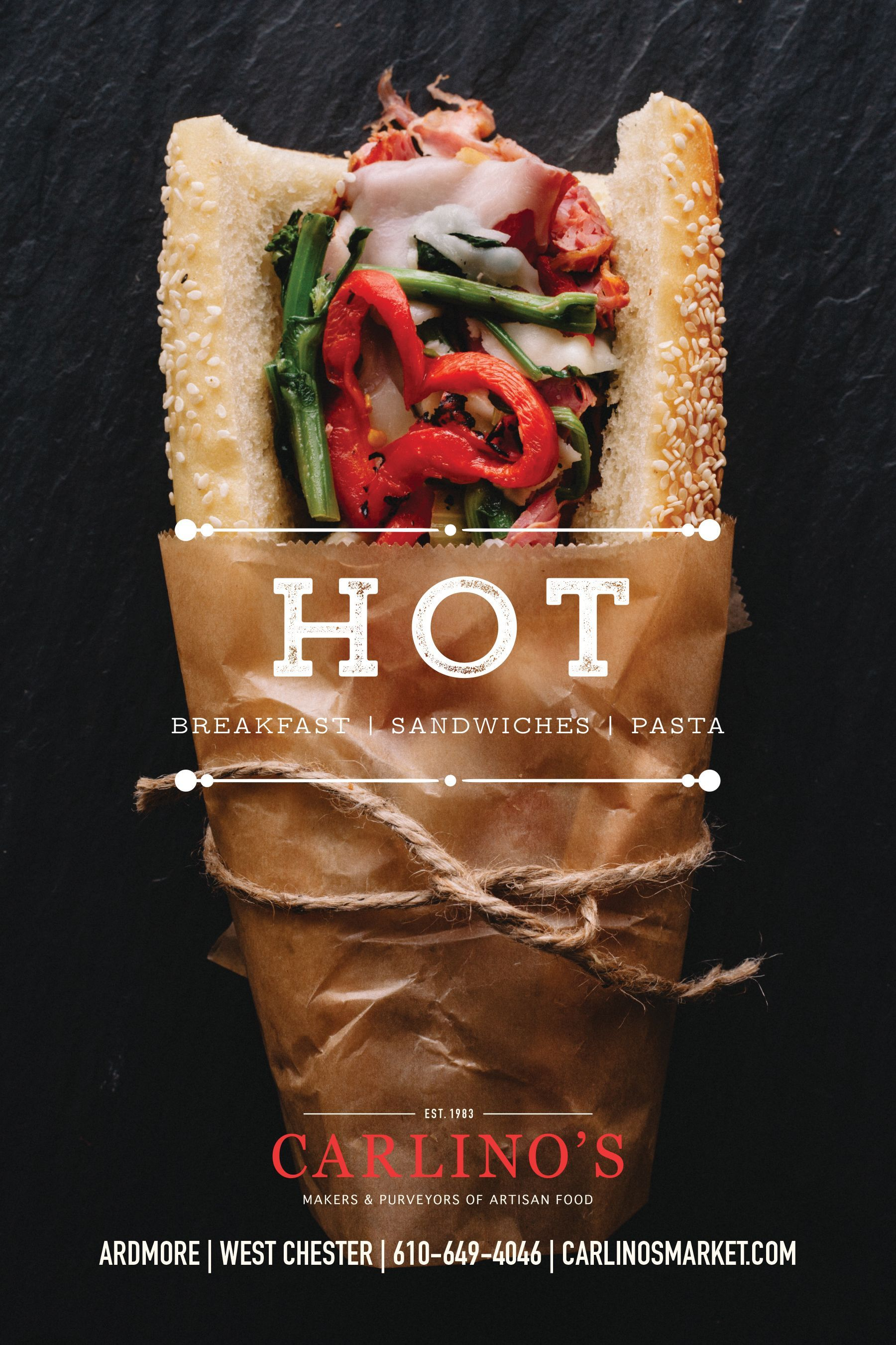 Hot Area Menu